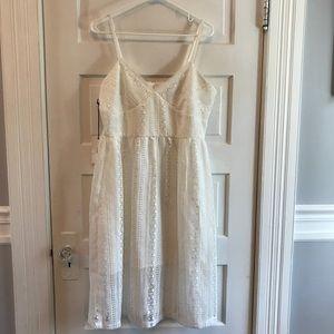 af3d74dca5fab Anthropologie Dresses - Designer Ali Jay Lace Dress Sz XL NWT A15